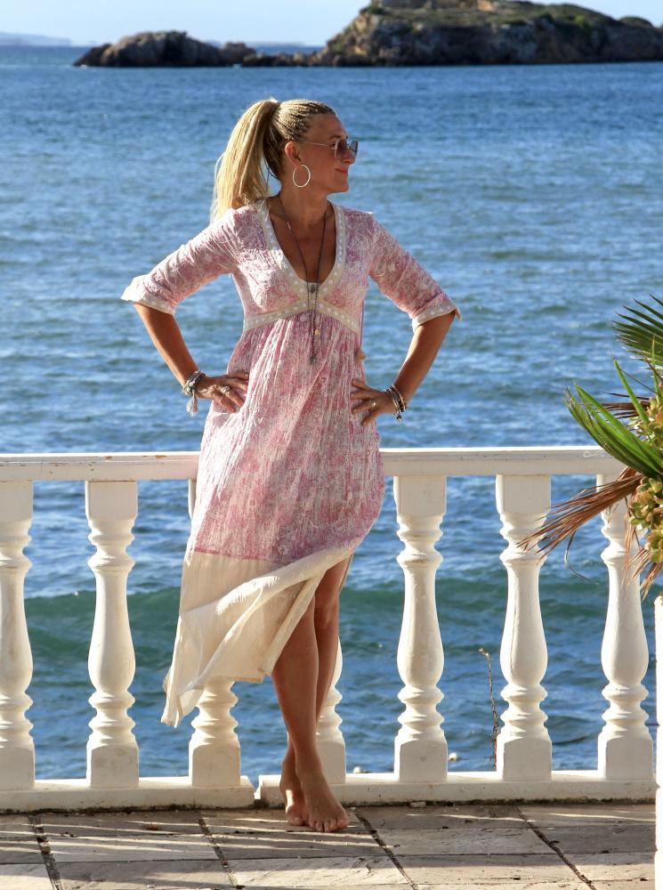 c2c46eb8 Donatella Love Maxi Agencies Turquoise - MotherBoah Web Shop